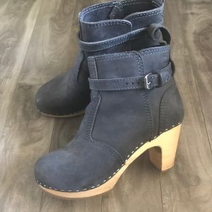 Toffel Swedish Italy Leather Boots